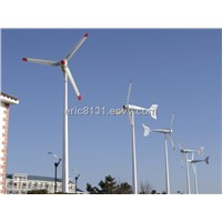 5kw Wind Turbines Systmes with CE (IRIS8.0-10KW)