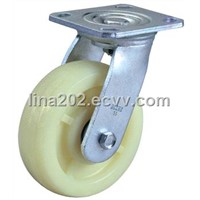 "6"" Heavy duty swivel A-Nylon caster"
