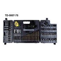 75PCS Combination Drill Set (TD-5007-75)