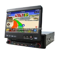 "7"" All-in-one TFT Touch Screen Car DVD Player"