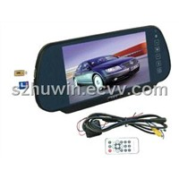 Car Rearview Lcd Monitor-7""