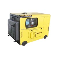 8KW Silent Diesel Generator Set - Single-phase