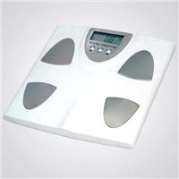 BODY FAT & WATER SCALE