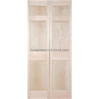 Canadian maple Bifold Door