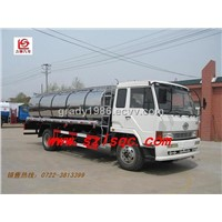 Chemical Liquid Transport Truck