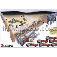 Chinese Fruit Processing equipment