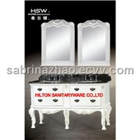 Classical Bathroom Vanity (H-2653)