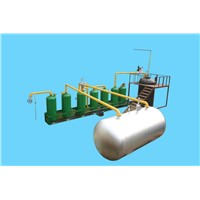 Combustible Gas Production Equipments