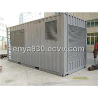 Containerised Diesel Generator Set (P500C)