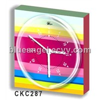 Decoration Wall Clock (CKC287)