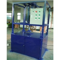 Dynamic test of Caster Tester