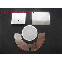 Etching Metal Sheets