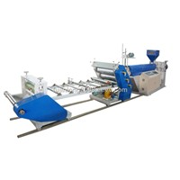 Plastic Sheet Extruder (FJL-660PC)