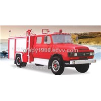 Fire-fighting truck