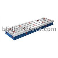 Floor Type Borer Bench (062150)