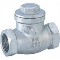 Full Bore Stainless Steel Check Valve