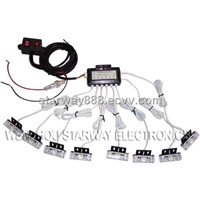 Grille / Bumper LED Lights (LED289C-8)