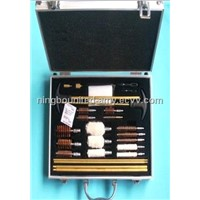 Gun brush sets,outdoor sports kit,steel brush