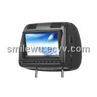 Headrest LCD Monitor (DS-760HD)