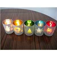 Holiday Candle Holders (LKL130)
