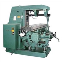Horizontal Heavy-Duty Knee Type Milling Machine