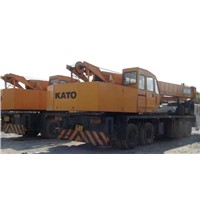 Japan Original Used Crane Used Kato Mobile Crane