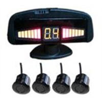 LED Digital Display Parking Sensor