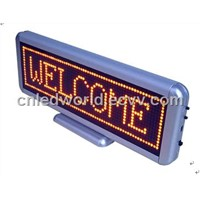 LED Table Message Sign (NL-LED)
