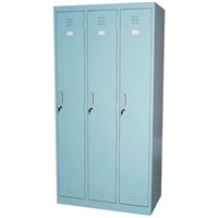 3-Door Vertical Locker (HSL-03B)