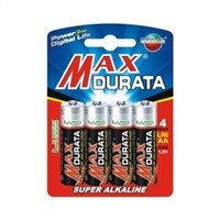 Maxdutata Super Lakaline Battery (LR6)