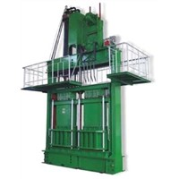 MDY-200 Hydraulic cotton bale press(Shandong)