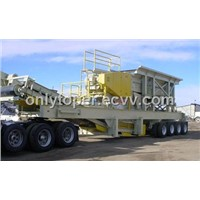 Mobile ( Portable) Crushing Plant