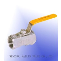 One-Piece Ball Valve (Q11F)