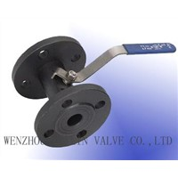 One-Piece Ball Valve - Full Bore Valves