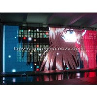 PH37.5(Outdoor Mesh) LED  Video Wall