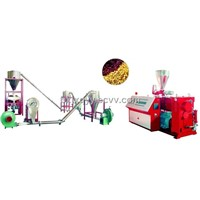 PVC Pelletizing Production Line (BXRQ-45/51/55/65/80)