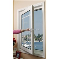 PVC(VINYL,UPVC) Casement Windows