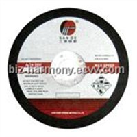 Resin Bonded Cutting Wheel For Non-ferrous Metal (SD004)