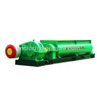 SJ Series Double-shaft Mixer  brick machinery
