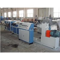 Single Wall Corrugated Pipe Production Line