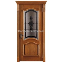 Solid Wood Door (SM-1014)
