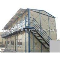 Steel Structure Villa,Container House,Portable House (gxhx-13)
