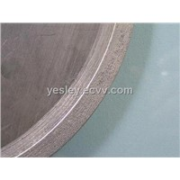 Super Thinner Toothless Saw Blade