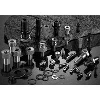 Support bushings, pivots, studs and bolts