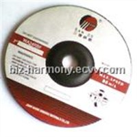 T27-Off Set Grinding Wheel for Stainless Steel