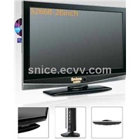 TV Set with DVD (S2668-26A)