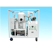 Transformer oil filtration & regeneration purifier