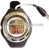 USB LED Watch