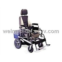 Steel Wheelchair (WM123)