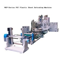 WSP-Series PET Plastic Sheet Extruding Machine
